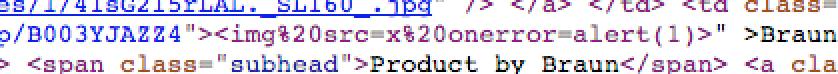 XML-XSS no workie